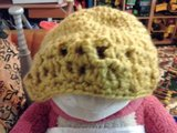 Crochet hat unisex New in Travis AFB, California