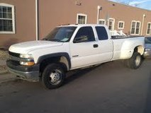2002 Chevy Truck  1 Ton EXTENDED CAB V-8 in Alamogordo, New Mexico