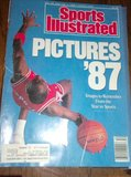 Sports Illustrated - Michael Jordan Cover 1987 in Glendale Heights, Illinois