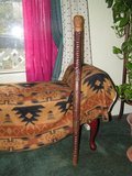 Vintage Hand Carved Walking Stick w/Skull in Fort Campbell, Kentucky