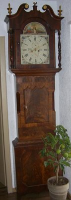George III Long Case Grandfather clock  BY DEALER in Ramstein, Germany