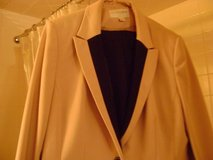 "2-Piece Suit By ""Sag Harbor"" - Size 18 (Tan - Not Pink As Picture Suggests) in Kingwood, Texas"