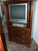TV Armoire in Camp Lejeune, North Carolina