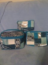REDUCED!New,3 piece set of Makeup Travel Bags in Leesville, Louisiana