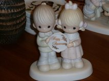 Precious Moments figurine Happy aniversary in Fort Bragg, North Carolina