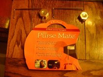 "Purse Holders Twin Pack By ""Purse Mate"" -- NIP in Houston, Texas"