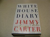 "President Jimmy Carter Hardback Book With Photos Entitled ""White House Diary"" in Houston, Texas"