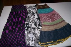 junior skirts(3) in Fort Campbell, Kentucky