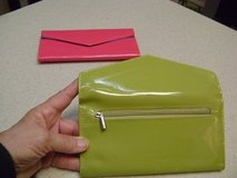 New Trendy, Flat Ladies' Wallet -- (Pink One Is Sold) in Kingwood, Texas