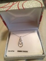 sterling silver tear necklace in Eglin AFB, Florida