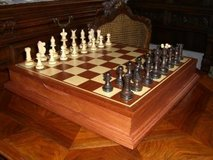 CHESS SET  BY DEALER in Ramstein, Germany