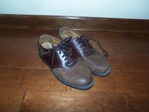 Mens Brown Bass Dress Shoes Size 10 in Shorewood, Illinois