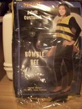 #6447 ADULT SIZE BUMBLE BEE COSTUME in Fort Hood, Texas