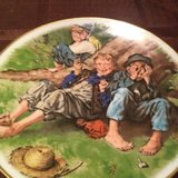 Norman Rockwell 1977 1st limited Edition Plate in Batavia, Illinois
