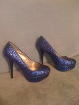 REDUCED!New,sz.8,Super Sexy,Royal Blue,Sparkly Pumps in DeRidder, Louisiana